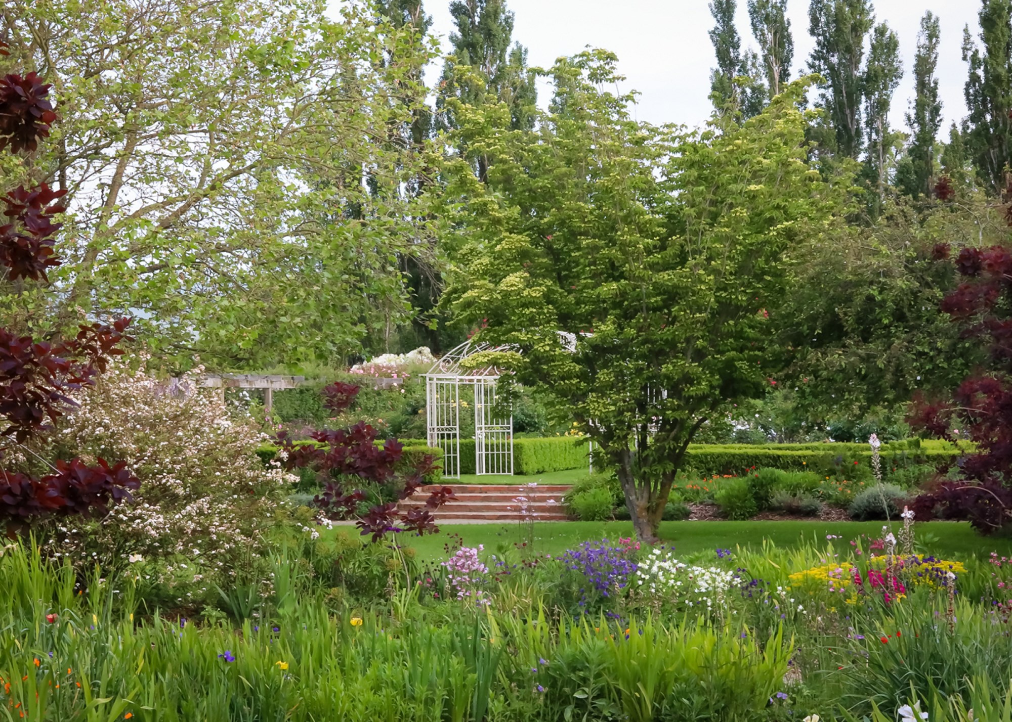 Gardens To Visit Greenhaugh
